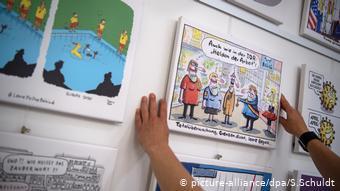 Γελοιογραφίες για τα αστεία και τα σοβαρά