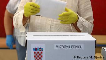 Οι εκλογές έγιναν υπό αυστηρά μέτρα προστασίας