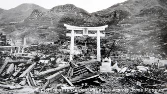 Χιροσίμα και Ναγκασάκι μεταβλήθηκαν σε κόλαση
