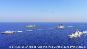 To γαλλικό ναυτικό στηρίζει την Ελλάδα στην Ανατολική Μεσόγειο