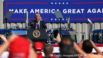 Δεν υπάρχει «δομικός ρατσιμός στις ΗΠΑ» και «ο κορωνοϊός έχει νικηθεί» λέει ο Τραμπ