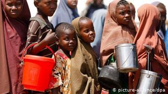 Η Σομαλία είναι μία από τις δέκα πιο φτωχές χώρες του κόσμου