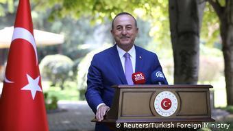 Ο υπ. Εξωτερικών της Τουρκίας Μεβλούτ Τσαβούσογλου