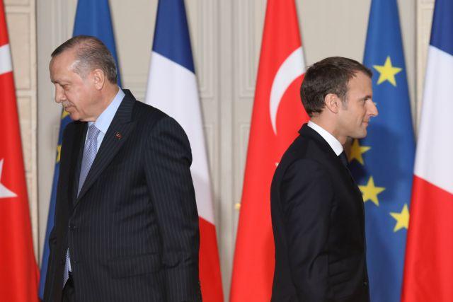 Η Γαλλία πιέζει την Ευρώπη να επιβάλει κυρώσεις στην Τουρκία