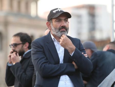 Armenia parliament elect opposition Nikol Pashinyan as new prime minister