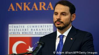 Ο πρώην υπουργός Οικονομικών Αλμπαϊράκ