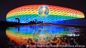 Θα ντυθεί στα χρώματα της κοινότητας ΛΟΑΤΚΙ η Allianz Arena του Μονάχου; Όχι, αποφάσισε η UEFA