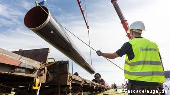 Αγωγός Nord Stream 2