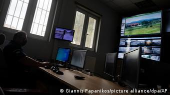 Κέντρο ηλεκτρονικού ελέγχου των συνόρων στον Έβρο