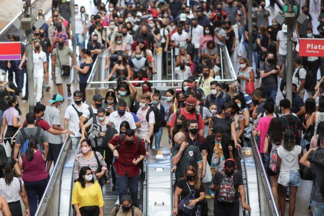 Κοροναϊός : Συναγερμός για το βραζιλιάνικο στέλεχος – Είναι ακόμη πιο μεταδοτικό