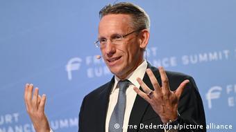 Γεργκ Κούκις, υφυπουργός Οικονομικών της Γερμανίας