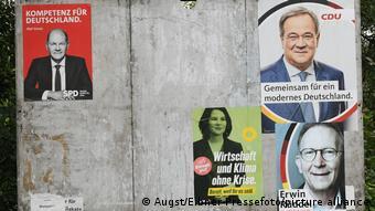 Προεκλογιικές αφίσες